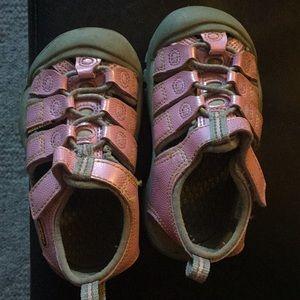 Kids Keen sandals